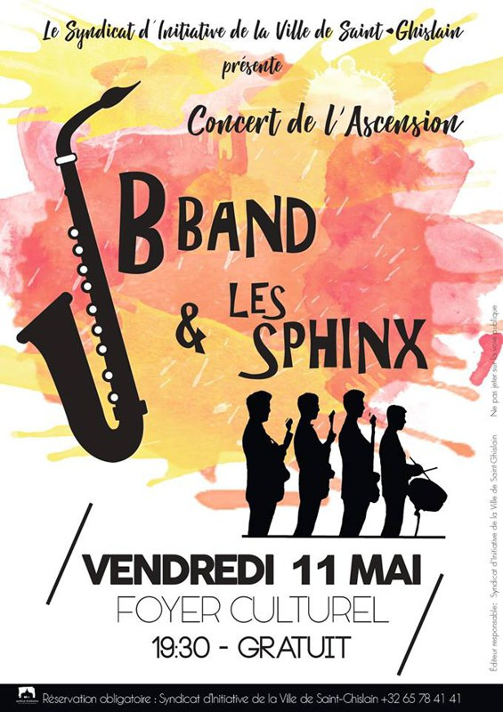 1er concert de l'Ascension
