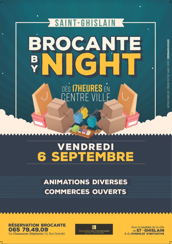 Brocante By Night 2019