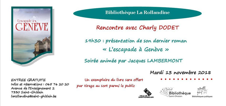 Rencontre Charly Dodet