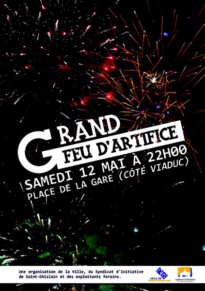 Grand Feu Artifice 2018